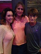 Julia, Jacob and Miriam