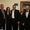 Bob Peaco, Miriam, Frank Basile, Penny &